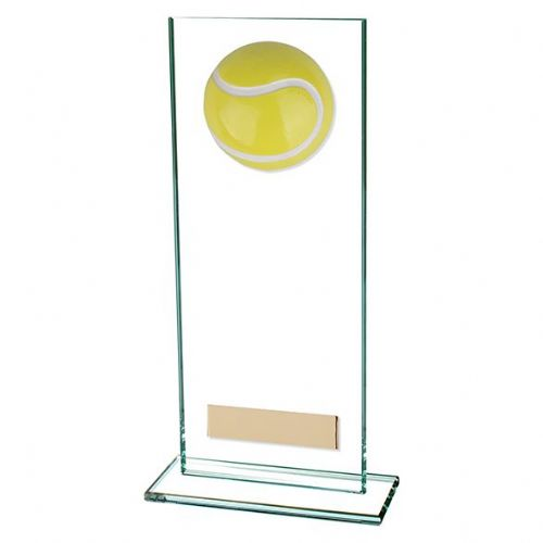 Horizon Tennis Jade Glass Award 200mm